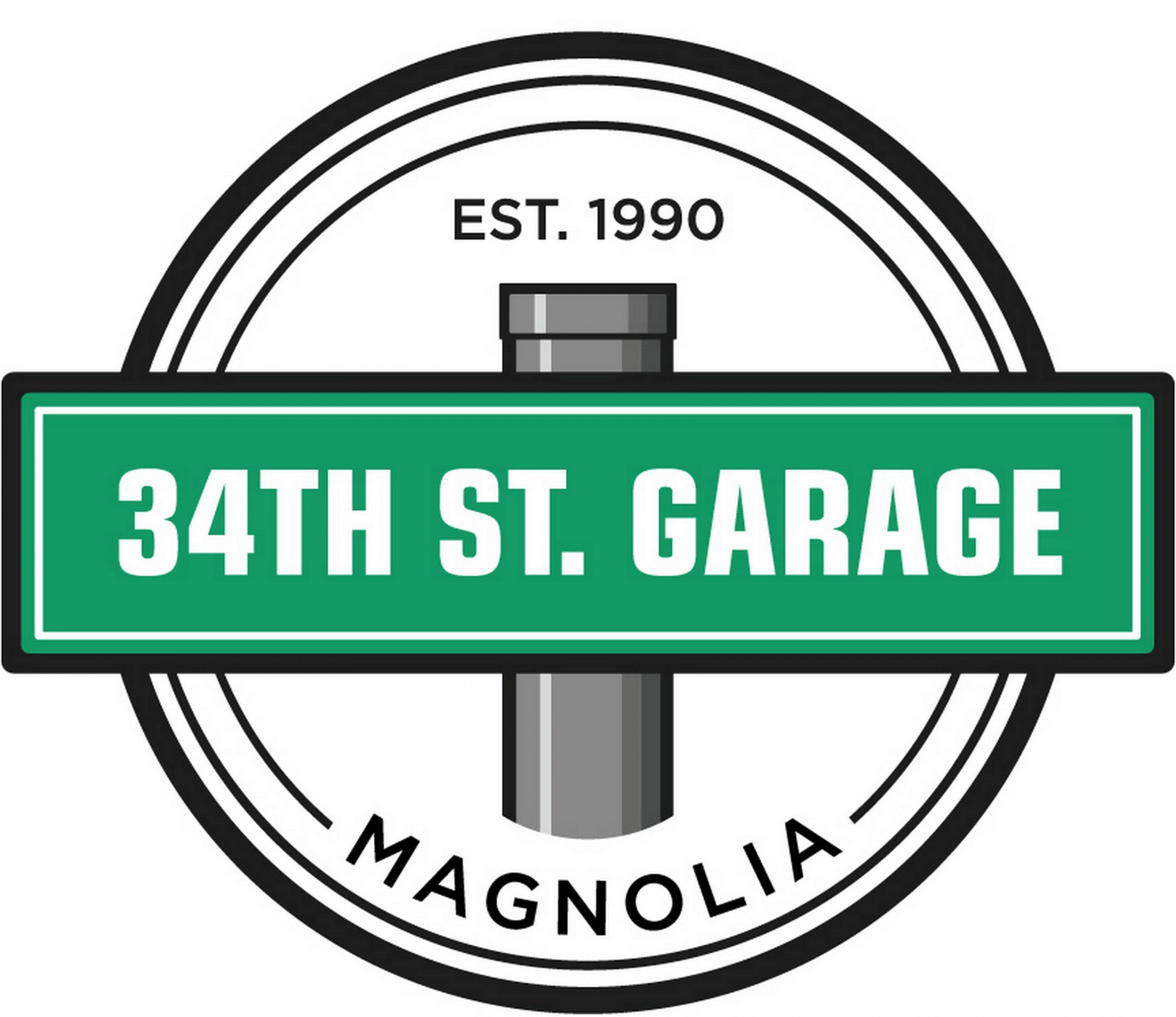 34th Street Garage