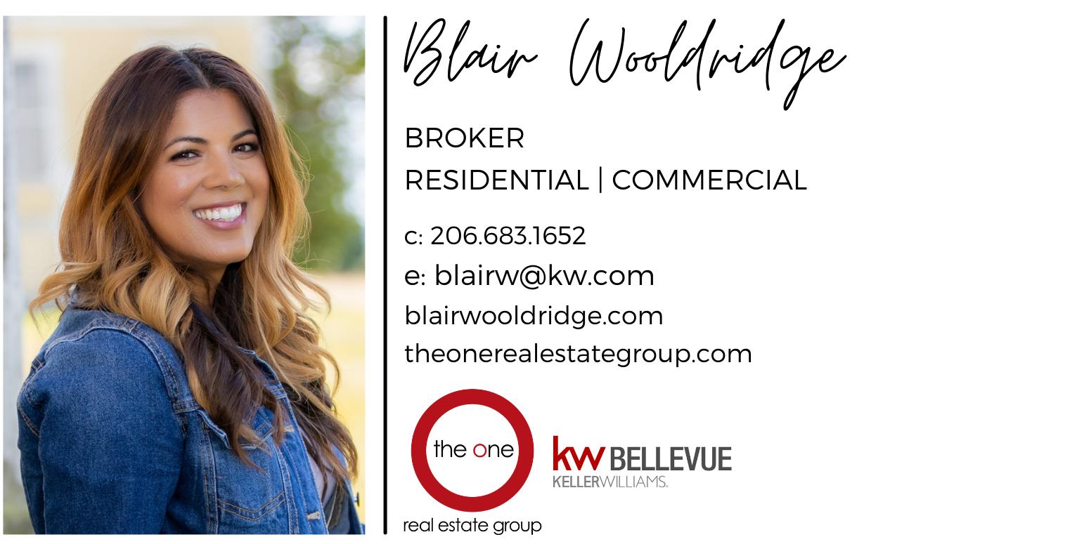 Blair Wooldridge – The One Real Estate Group
