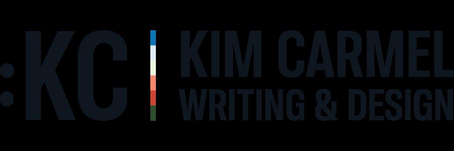 Kim Carmel Writing & Design